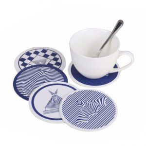 Carton Paper round shape coasters