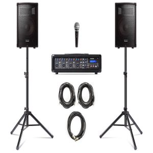 Sound system for small conference