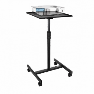 Projector stand for small venue projectors
