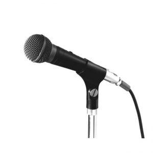 Simli əl mikrofonu