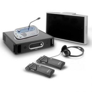 Bosch Simultaneous Interpretation Equipment