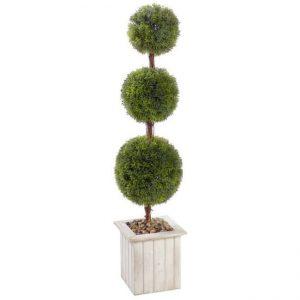Dairəvi formada 3lü dekorativ ağac
