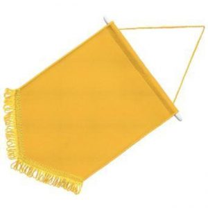 Pennant without pole 1