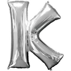 Helium hərf şarlar