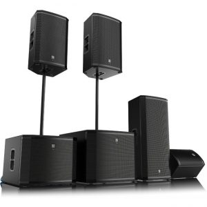 Sound system for large conference