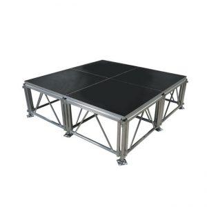 Stage Podium Scaffolding Style 1x2m