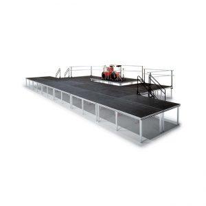 Stage Podium Decks 1x2m
