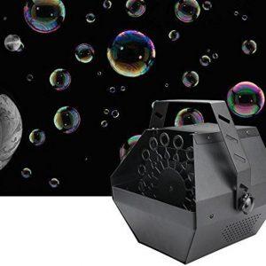 12 Bubble machine
