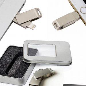 32GB Metal USB yaddaş kartı