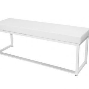 White bench Cubo Love