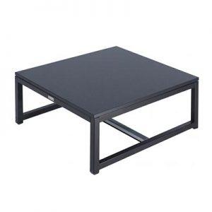 Black coffee table Cubo