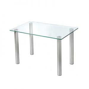 Rectangular glass coffee table Kaja