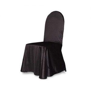 Universal oturacaq örtüyü qara
