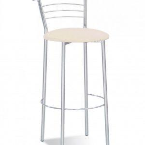 Bar chair Marco white