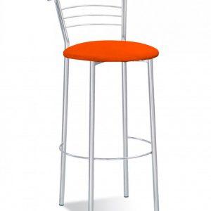 Bar chair Marco orange
