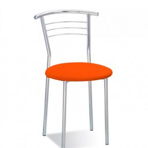 Orange chair Marco